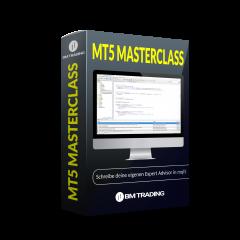 MT5 Masterclass Product Box