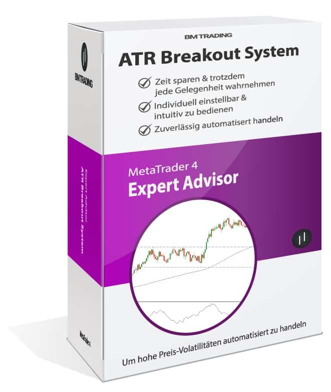 ATR Breakout Volatility Expert Advisor MetaTrader