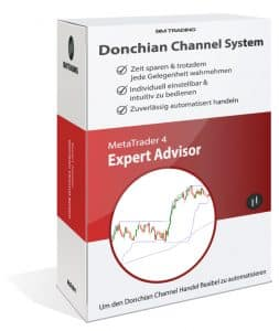 Donchian Channel Expert Advisor MetaTrader Trading Robot